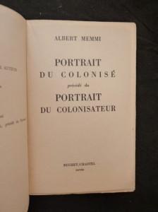 portrait colonisé