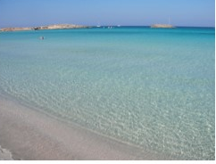 Playa de ses Illetes, Formentera, Espagne