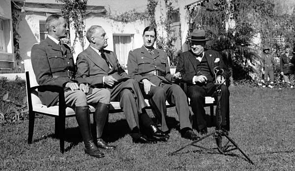 Conférence Casablanca (1943)