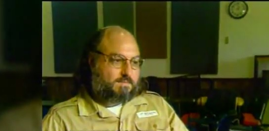 Jonathan Pollard (photo credit: YouTube screenshot)