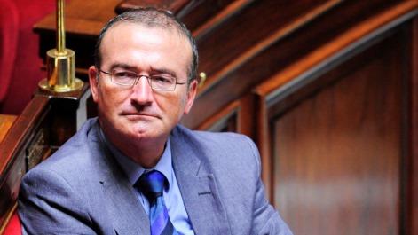 © Christophe Morin / IP3 . France, Paris le 11 septembre 2012. Seance de questions au gouvernement a  l' Assemblee nationale, en presence de Herve Mariton