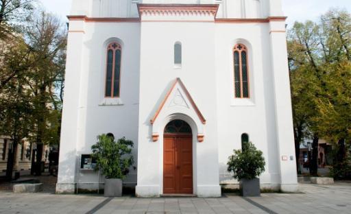 Un temple protestant d'ex-RDA devient une synagogue
