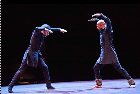 Israël Galvan et Akram Khan : flamenco et kathak au Théâtre de la Ville