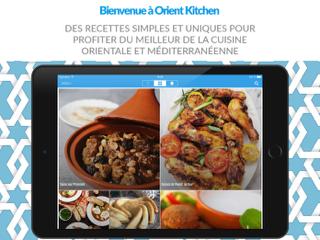 Orient Kitchen Lappli Pour Découvrir Des Recettes Orientales - Appli cuisine