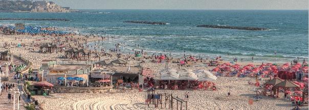 L'été à Tel Aviv