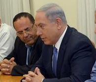 Le Premier ministre Binyamin Netanyahou - crédit photo Twitter -