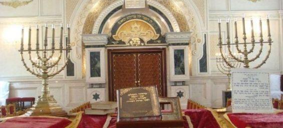 Synagogue Beth-El à Casablanca (David Lisbona/Flickr)