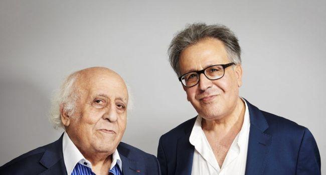 Les frères Victor et Salomon Malka./Photo DR