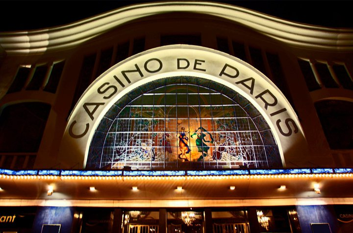 Paris France Casinos