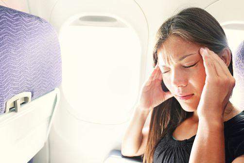 L'exposition à la couleur verte pourrait réduire la douleur des patients migraineux de 20%.