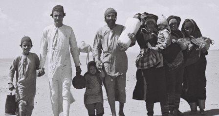 famille sefarade exil