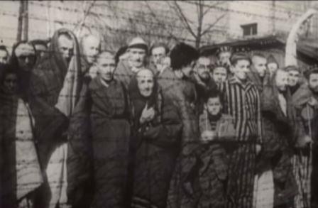 Survivants Auschwitz Birkenau - Crédit Youtube