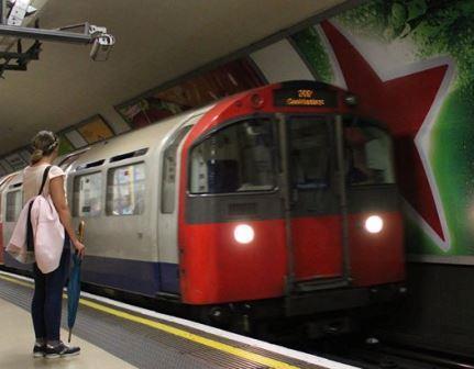 Alerte dans le métro de Londres : le suspect serait un fan de poker