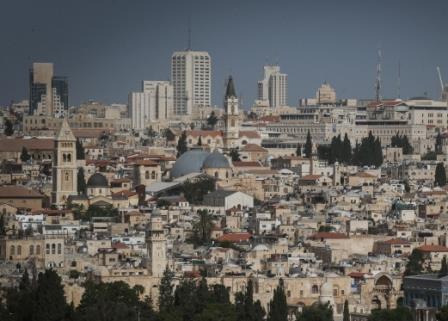 office de tourisme jerusalem