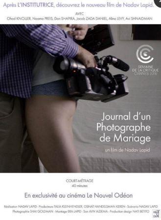 Journal d'un photographe de mariage, zoom sur la société israélienne