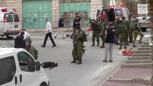 Le drame s'est noué dans la ville explosive d'Hébron, le 24 mars 2016