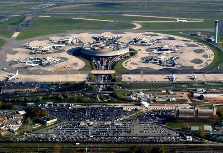 Terminal 1 Aéroport CDG_