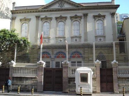 Synagogue Beth Israël Istanbul