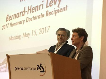 Bernard-henri-levy-universite-Bar-Ilan-docteur-honoris-causa-840x630