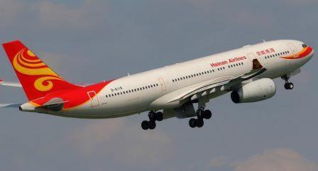 Hainan Airlines lance ses vols Tel Aviv – Shanghai