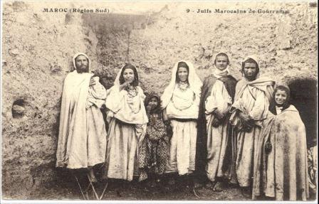 Le mystère des dix tribus perdues d'Israël : les tribus berbères de l'Afrique du Nord