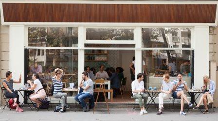 Un restaurant israélien à tester à Paris : IMA