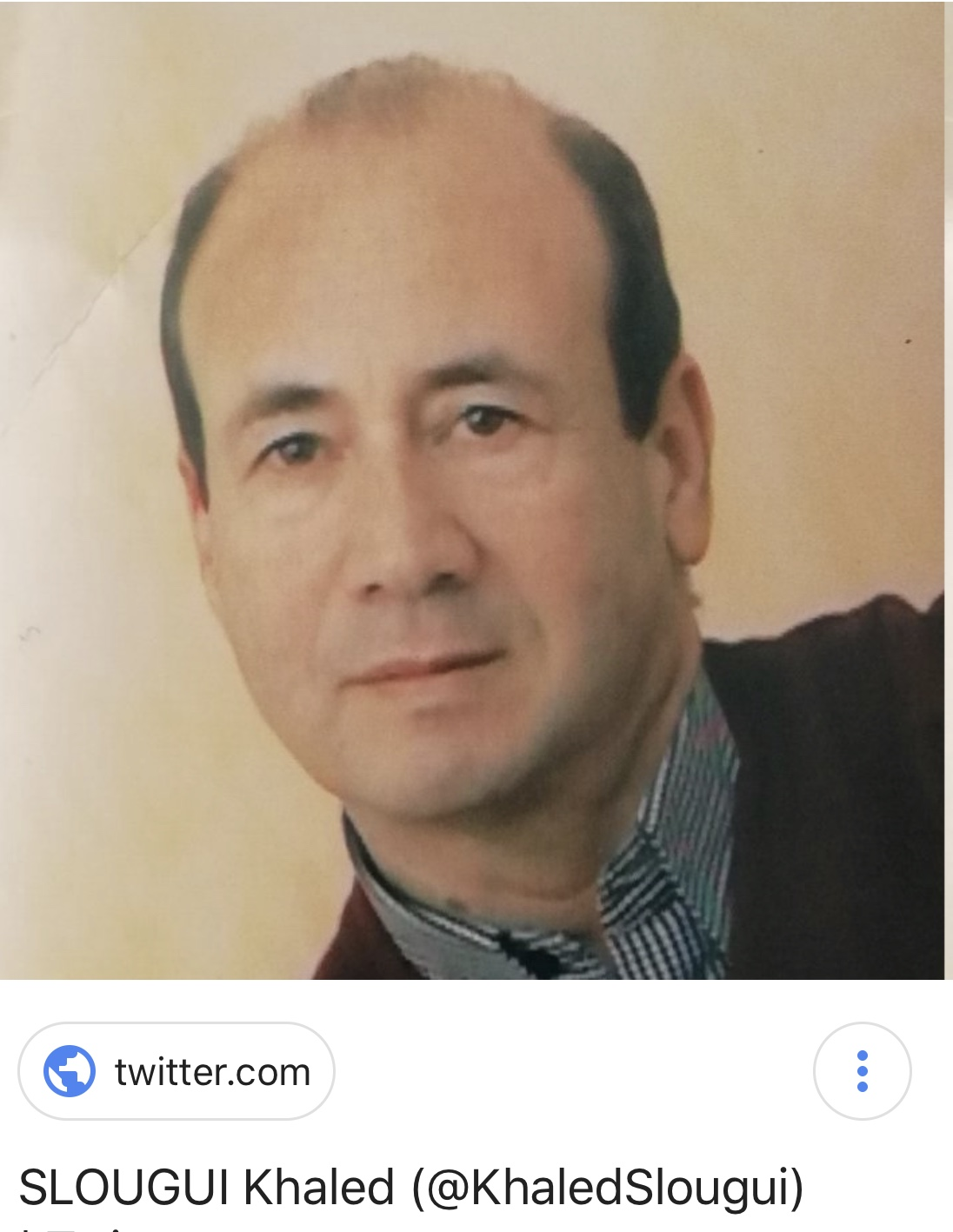 Humeur du jour : Fils de… par Khaled Sloughi