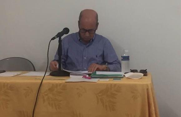 Khaled Sloughi présente son ouvrage Humeur du jour