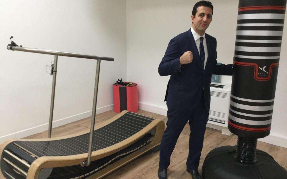 Le Dr Alain Toledano ouvre un institut post-cancer à Levallois