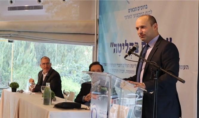Naftali Benett : « Je serai le ministre français au sein du gouvernement israélien »