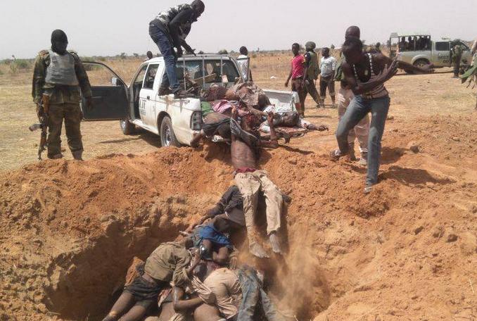 «Génocide pur»: plus de 6 000 chrétiens nigérians égorgés, des femmes et des enfants