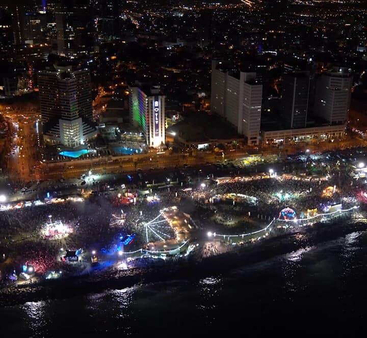 Une semaine d'Eurovision à Tel Aviv en images