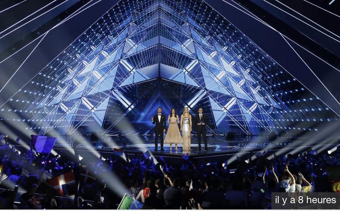 Eurovision. Ceux qui faisaient … pitié hier soir. Sarah Cattan