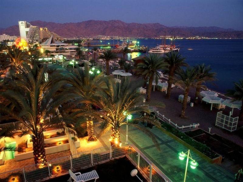Ville balnéaire d'Eilat