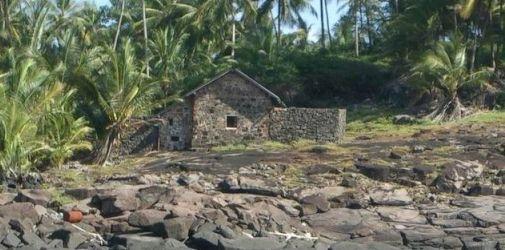 La case d'A. Dreyfus à l'île du Diable