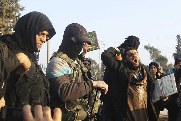 djihadistes de l'État islamique d'Irak et du Levant