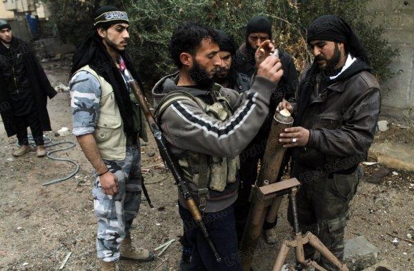 là-bas aux côtés d'Al-Qaïda Dix jeunes djihadistes partis d'Alsace