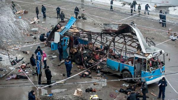 Volgograd touchée par un deuxième attentat