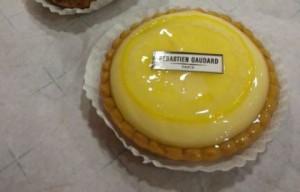 tarte citron gaudard