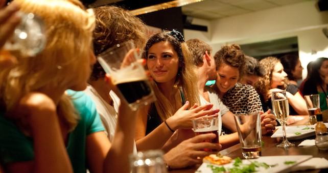 Tel-Aviv bar