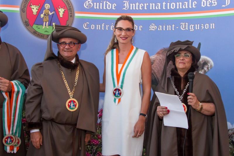Nani Seyman, Michal Ansky et Roland Barthélémy