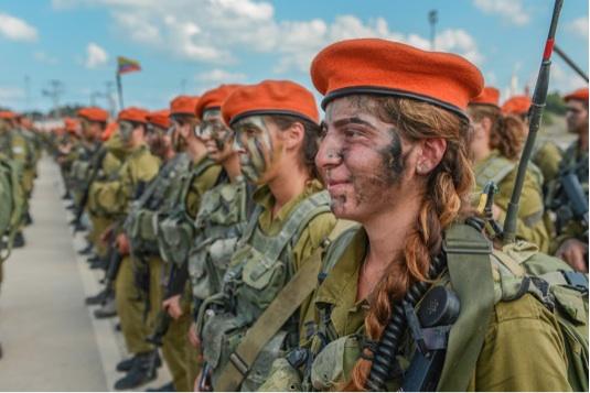soldates berets