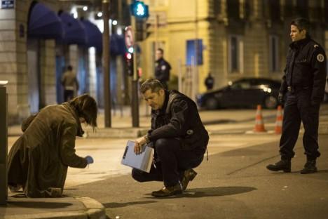 Auteur / Source / Crédit ARNAUD FINISTRE / AFP