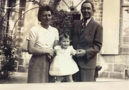Henri et Madeleine Bitard