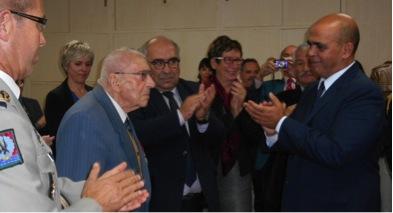 Gérard Persillon, un homme modeste et humble  « qui fait notre fierté» (maire de Saïx, Tarn)