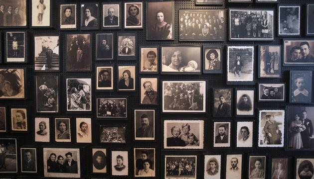 POLAND-GERMANY-JEWS-HISTORY-AUSCHWITZ-ANNIVERSARY