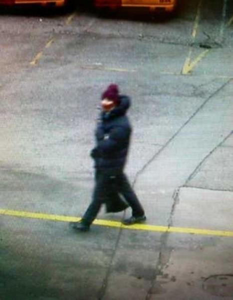 Une photo du suspect des fusillades du 14 février à Copenhague, publiée par la police danoise.   REUTERS/SCANPIX DENMARK