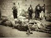 Cadavres d'Arméniens massacrés à Adana.