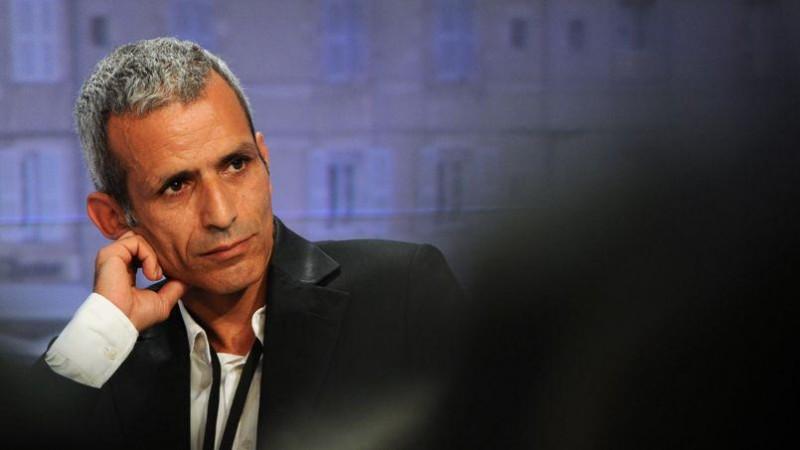 Malek Boutih député PS de l'Essonne. Crédits photo : Xavier Leoty/AFP