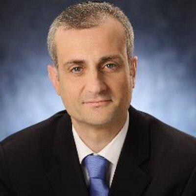 Emmanuel Navon, politologue
